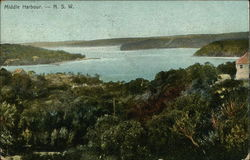 Middle Harbour, New South Wales
