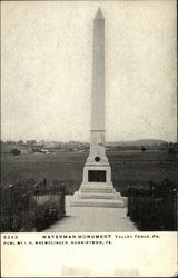 Waterman Monument and Grounds