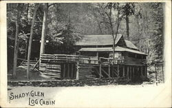 Shady Glen Log Cabin