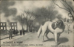 Without a Home, Chelsea Conflagration, April 12, 1908