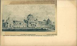 Palace of Agriculture Postcard