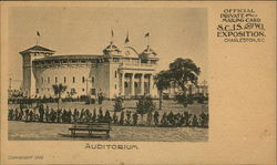 S.C.I.S. AND W.I. Exposition - Auditorium
