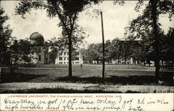 Lawrence University - The Campus Looking West