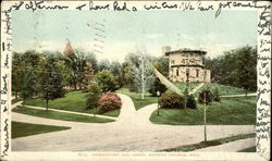Amherst College - Observatory and Green