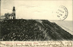 Sankaty Lighthouse Postcard