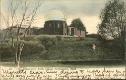 Smith College - The Observatory
