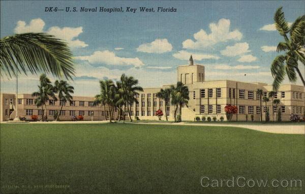 U S Naval Hospital Key West Fl