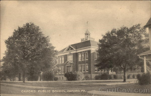 Oxford Public School Pennsylvania