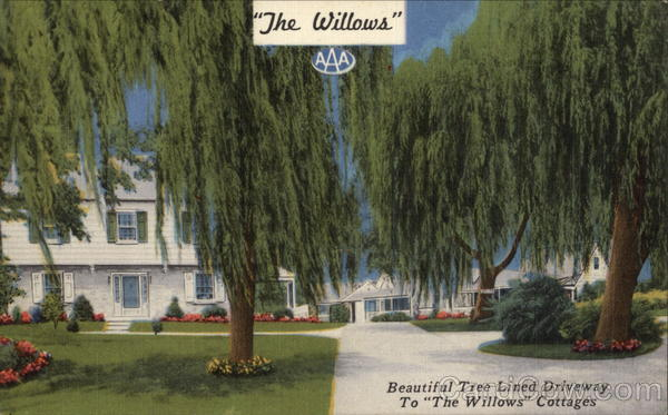 The Williams Cottages, Hotel and Restaurant Lancaster Pennsylvania
