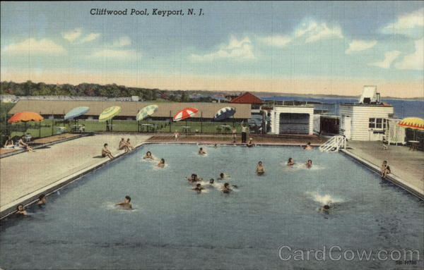Cliffwood Pool Keyport New Jersey