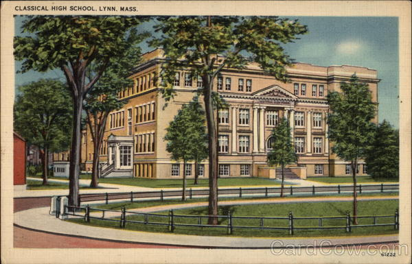 Classical High School Lynn Massachusetts