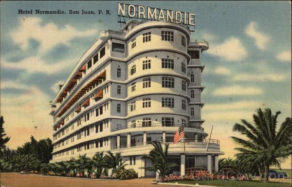 City Of Lafayette >> Hotel Normandie San Juan, PR Puerto Rico