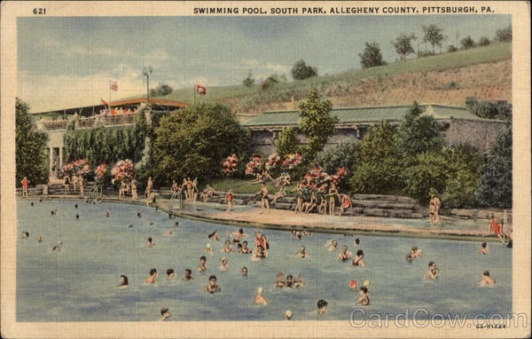South Park Swimming Pool Pittsburgh Pa