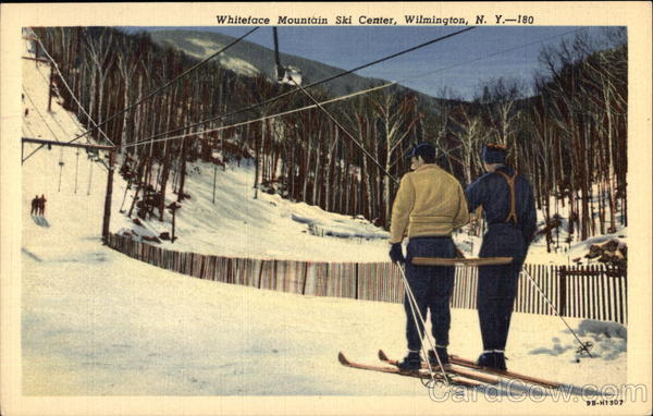 Whiteface Mountain Ski Center Washington New York