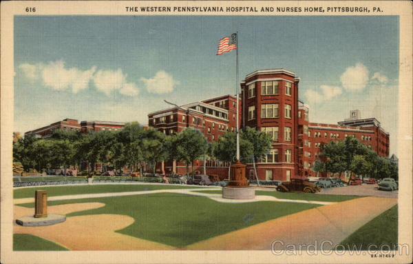 The Western Pennsylvania Hospital and Nurses Home Pittsburgh