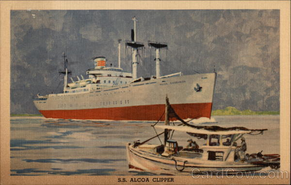 S. S. Alcoa Clipper Cruise Ships