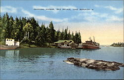 Chippewa Harbor, Isle Royale