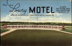 The New Lowry Motel