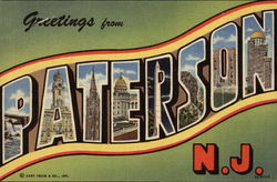 Greetings from Paterson, New Jersey