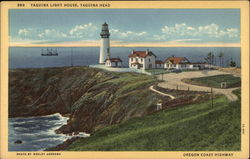 Yaquina Light House