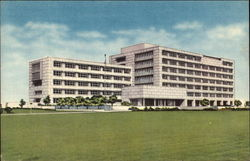 Veterans Administration - Hospital & Grounds