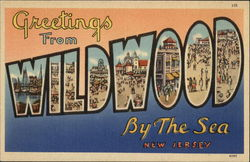Greetings from Wildwood By the Sea