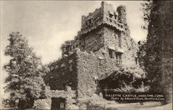 Gillette Castle, Hadlyme, Conn