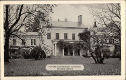 Future Governor's Mansion of New Jersey (Morven Museum & Garden)