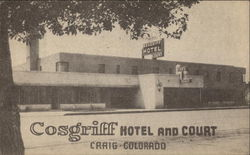 Cosgriff Hotel and Court