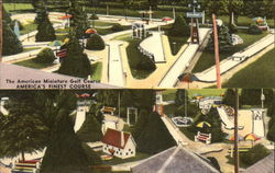 The American Miniature Golf Course, America's Finest Course