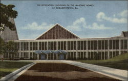 The Recreation Building of The Masonic Homes