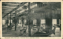 Hotel Taneycomo - The Lounge Postcard