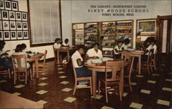 The Library - Northwest Corner - Piney Woods School