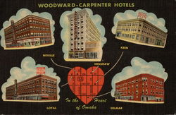 Woodward-Carpenter Hotels - In the Heart of Omaha