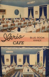 Iberia Cafe - Blue Room Annex
