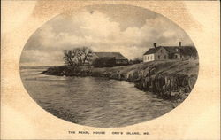 The Pearl House - View from the Water