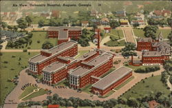 Aerial View University Hospital