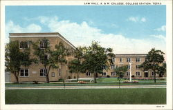 A. & M. College - Law Hall
