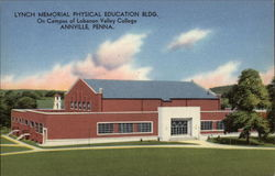 Lynch Memorial Physical Education Bldg, On Campus of Lebanon Valley College