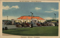 The Hot Shoppes Drive-in Restaurants