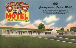 Pennsylvania Dutch Motel