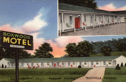 Boxwood Motel US Highway 11