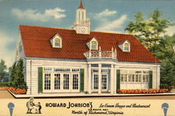 Howard Johnson's Ice Cream Shoppe and Restaurant
