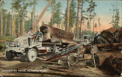 Logging by Truck
