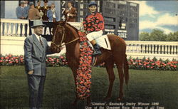 Citation, Kentuck Derby Winner 1948 - One of the Greatest Race Horses of All Time