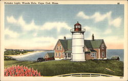 Nobska Light at Cape Cod