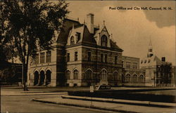 Post Office and City Hall