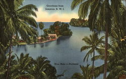 Greetings from Jamaica, B.W.I