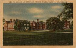 Roanoke College - The Commons and Dormitories