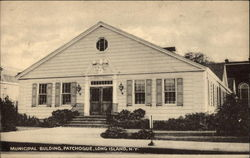 Municipal Building - Patchogue
